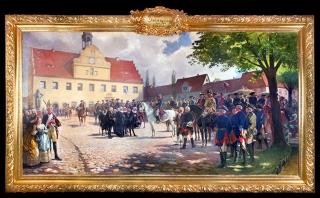 Gemälde Bürgermeisterzimmer
