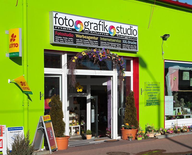 Leuchtkasten Foto-Grafik-Studio